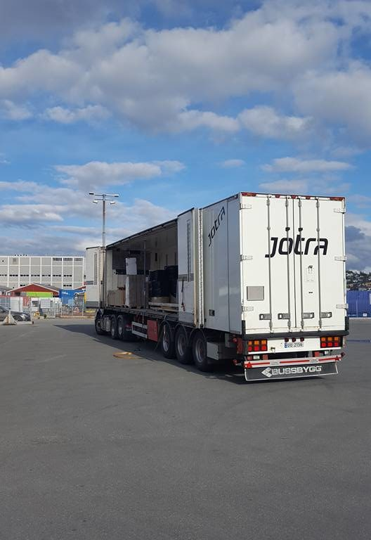 Stykkgods-Jotra